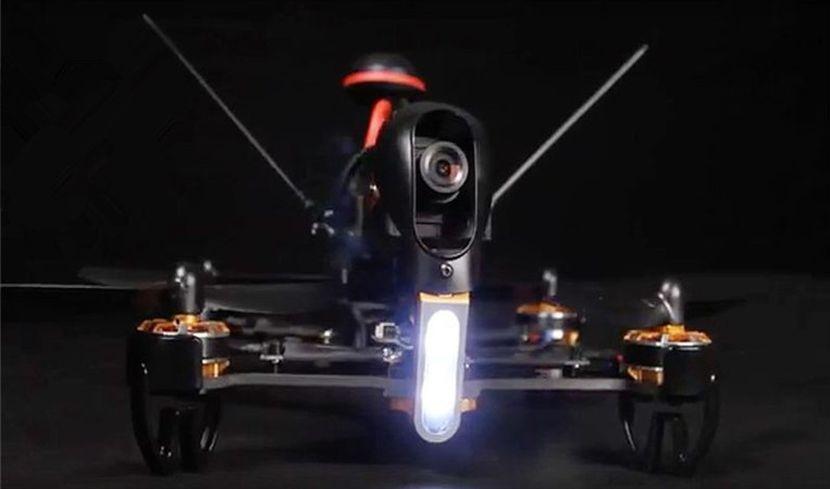 Walkera F210, análisis, opinión personal y compra al mejor precio del drone de carreras más espectacular del mercado