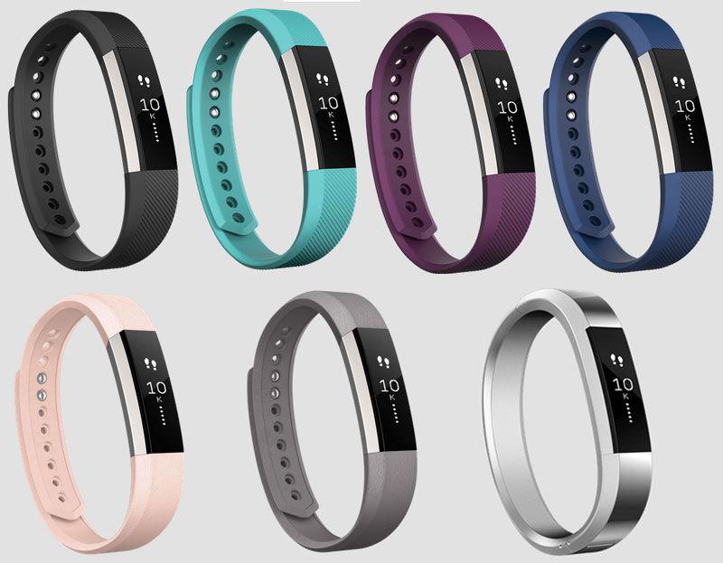 Gama de pulseras de fitness Fitbit Alta