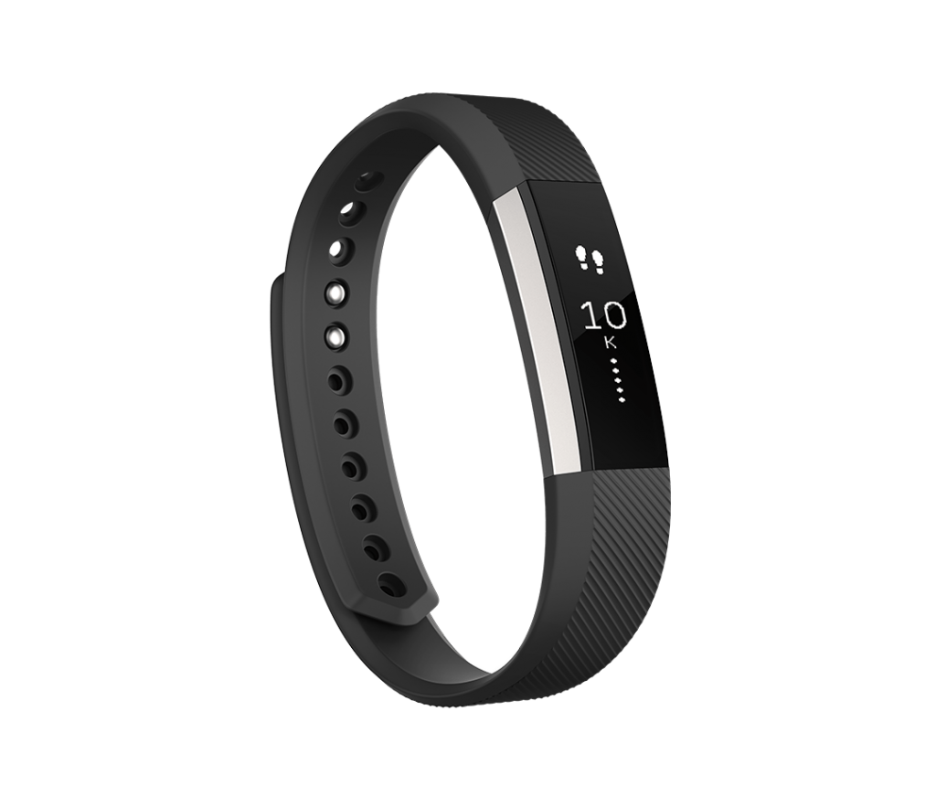 Pulsera de fitness Fitbit Alta color negro