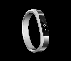 Fitbit Alta con pulsera de acero inoxidable